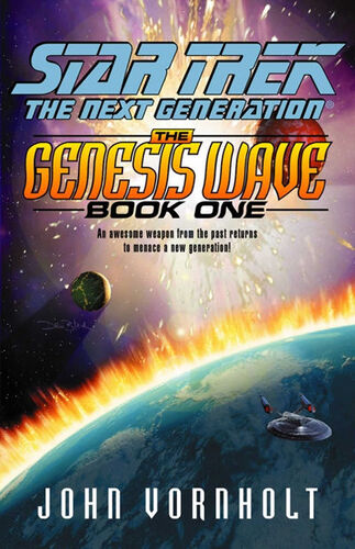 Cover of <i>The Genesis Wave, Book One</i>