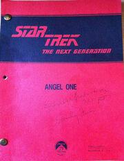 Angel One script