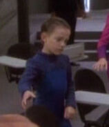 Bajoran boy, A Man Alone