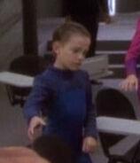 Bajoran boy, A Man Alone