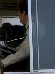 Busfahrer 1986