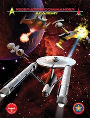 Federation Commander Academy cover