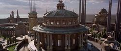 Romulanischer Senat Sitzungsgebäude 2379