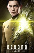 Star Trek Beyond Sulu Poster
