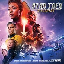 Star Trek Discovery Soundtrack - Season 2