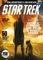 Star Trek Magazine issue 200 cover