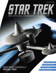 Star Trek Official Starships Collection issue SP10
