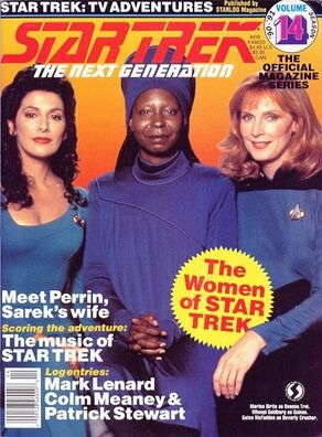 TNG Official Magazine issue 14 cover.jpg