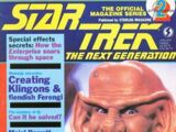 The Official Star Trek: The Next Generation Magazine issue 2