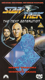 TNG vol 46 UK VHS cover