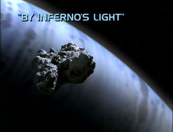 By Inferno's Light title card