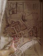 Akaali city map