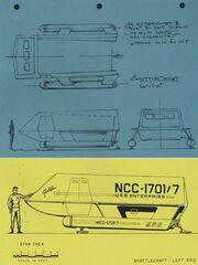 Class F final design sketches
