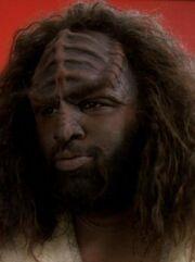 Klingonischer Koch auf DS9