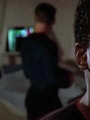 Krankenpfleger USS Enterprise-D 2364 Sternzeit 41153