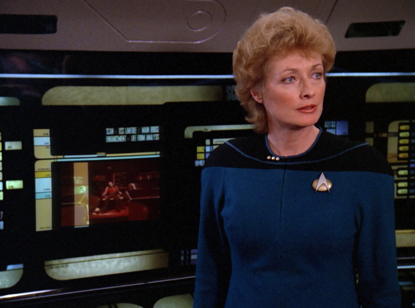 Image result for unnatural selection tng