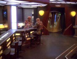 Quarks Bar, Who mourns for Morn 2