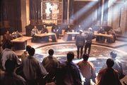 Romulan Senate chamber