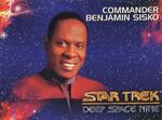 Star Trek Deep Space Nine - Season One Card002