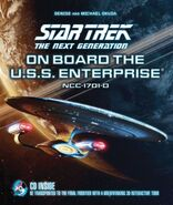 Star Trek The Next Generation - On Board the USS Enterprise, Barron's