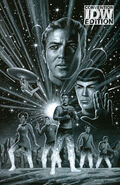 Star Trek Year Five 1 cover CON