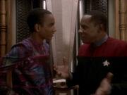 Benjamin Sisko glaubt Kira ist nicht die Richtige für Jake
