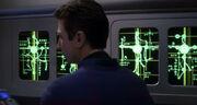 Borg alphanumeric code