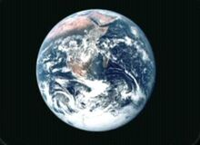 Earth, The Blue Marble