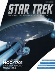 Star Trek Official Starships Collection issue SP12