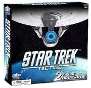 Star Trek Tactics Movie Mini-Game