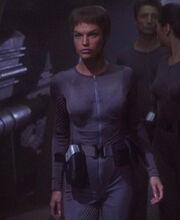 Starfleet EV undersuit