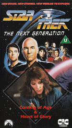 TNG vol 10 UK VHS cover