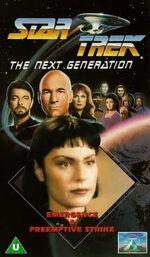TNG vol 88 UK VHS cover