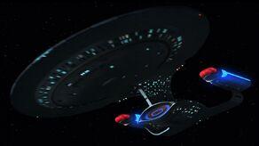 USS Enterprise-D, Generations