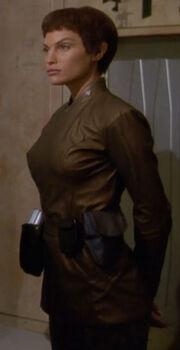 Vulcan away mission jacket