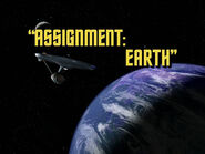 2x26 Assignment Earth title card
