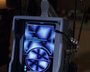 Andorian scanner