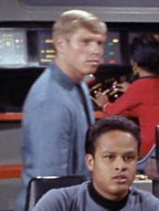 Brückentechniker Enterprise 2267 Sternzeit 3198
