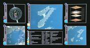 Equatorial islands of Loque-eque homeworld