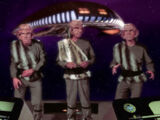 Ferengi uniform