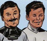 Leonard McCoy, frontier doctor, Scott et Kirk