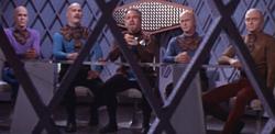 Les membres du Conseil de Gédéon
