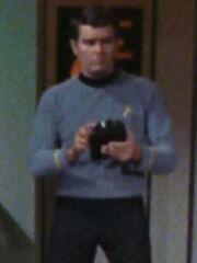 Lieutenant Enterprise 2267 Sternzeit 3468