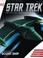Star Trek Official Starships Collection issue 90