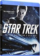 Star trek (blu-ray film 2009) édition collector 2009