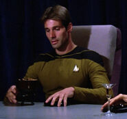 Starfleet security officer, 2364