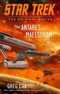 The Antares Maelstrom cover