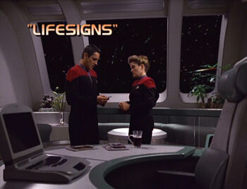 Lifesigns title card
