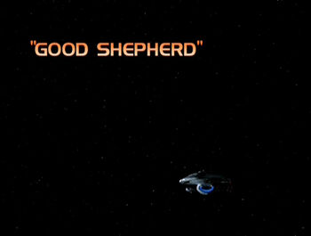 Good Shepherd title card