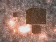 Borgkuben fliehen vor 8472